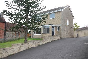 Thumbnail 4 bed detached house for sale in West Street, Warminster