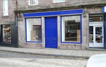 Thumbnail Retail premises to let in 80 Castle Street, Forfar