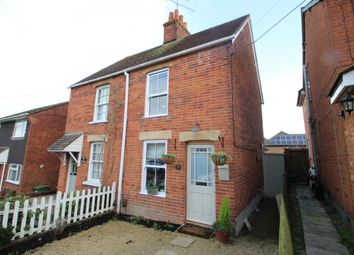 Thumbnail 2 bed semi-detached house for sale in Rose Hill, Binfield