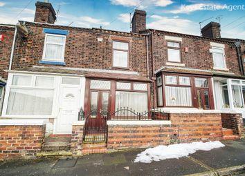 Thumbnail 2 bed terraced house for sale in May Street, Burslem, Stoke-On-Trent