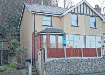 Thumbnail 3 bed semi-detached house for sale in Conway Road, Mochdre, Colwyn Bay