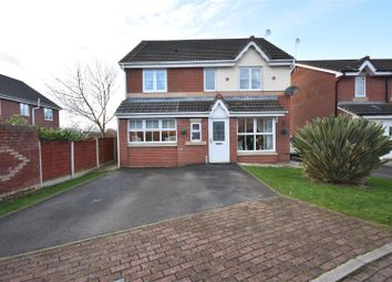 Thumbnail 5 bedroom detached house for sale in Hunstanton Close, Euxton, Chorley