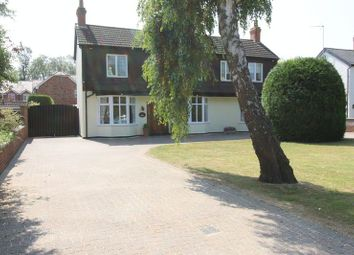 Thumbnail 4 bed detached house for sale in Wolverton Road, Blakelands, Milton Keynes