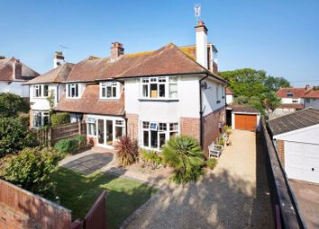 Elvis Road, Exmouth EX8. 4 bed semi-detached house