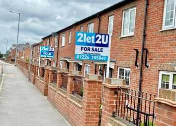 Thumbnail 3 bed town house for sale in Rookery View, Barnsley