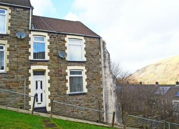 Thumbnail 3 bed end terrace house for sale in Upper Cross Street, Tirphil, New Tredegar, Caerphilly