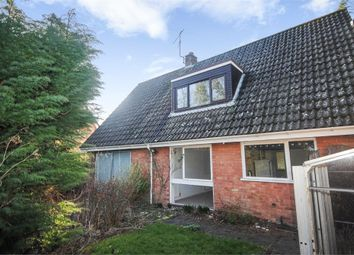 Thumbnail 4 bed detached house for sale in High Green, Norwich, Norfolk