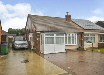 Thumbnail 2 bed bungalow for sale in Minter Close, Densole, Folkestone, Kent