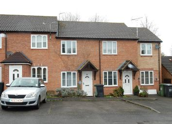 Thumbnail 1 bed terraced house to rent in Shalbourne Close, Hungerford