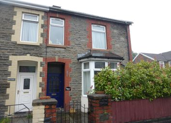 Thumbnail 3 bed semi-detached house for sale in Cardiff Road, Rhydyfelin, Pontypridd