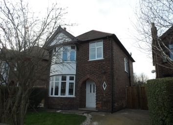 Thumbnail 3 bed detached house to rent in Digby Avenue, Mapperley, Nottingham