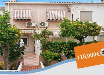 Thumbnail 2 bed town house for sale in Playa De Los Naufragos, Torrevieja, Spain