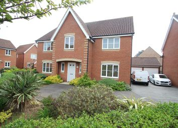 Thumbnail 5 bedroom detached house for sale in Jennings Drift, Kesgrave, Ipswich
