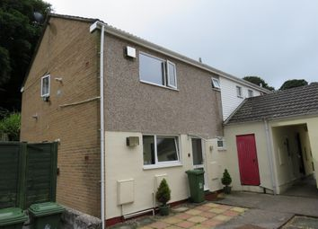 Thumbnail 2 bed maisonette for sale in Pode Drive, Plympton, Plymouth