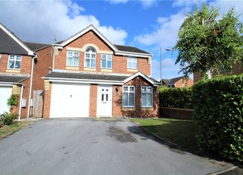Thumbnail 4 bed detached house for sale in Willow Bank Drive, Pontefract, West Yorkshire