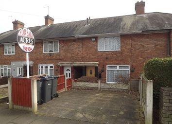 Photo of Cranbourne Road, Kingstanding, Birmingham B44