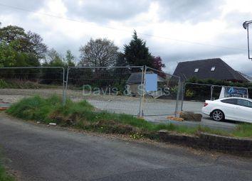 Land for sale in Plot 1 Newbridge Road, Pontllanfraith, Blackwood, Caerphilly. NP12
