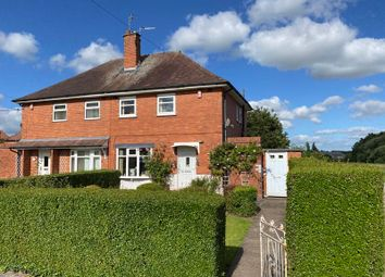Thumbnail 2 bed semi-detached house for sale in Lyme Road, Meir, Stoke-On-Trent, Staffordshire