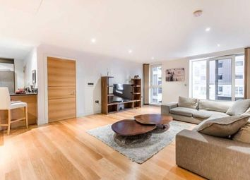 Thumbnail 2 bed flat to rent in Regal House, Lensbury Ave