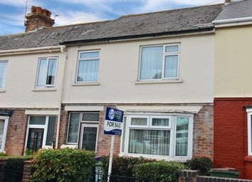 3 bed terraced house for sale in Bolton Road, Folkestone CT19