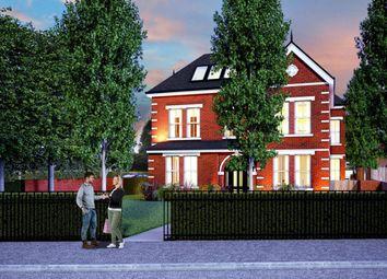 Thumbnail 3 bed flat for sale in Malden Road, New Malden, Surrey