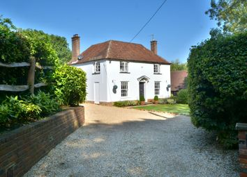 Thumbnail 3 bed detached house for sale in West Mare Lane, Pulborough
