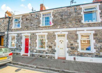 Thumbnail 2 bedroom terraced house for sale in Asgog Street, Splott, Cardiff