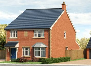 Thumbnail 4 bedroom detached house for sale in The Hedgerows Grove Crescent, Woore