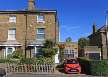 Thumbnail 4 bedroom semi-detached house for sale in Chelmsford Road, South Woodford