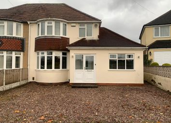 Thumbnail 3 bed property to rent in Sutton Oak Road, Sutton Coldfield