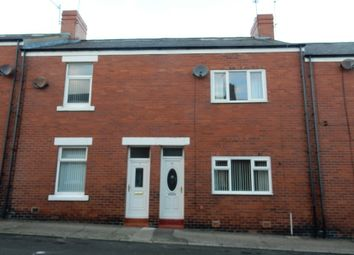 Thumbnail 2 bed terraced house for sale in 46 Strangways Street, Seaham, County Durham