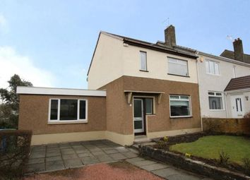 Thumbnail 3 bed end terrace house for sale in Airthrey Avenue, Jordanhill, Glasgow