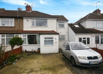 Thumbnail 3 bedroom end terrace house to rent in Eastcote Lane, South Harrow, Harrow