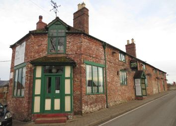 Thumbnail Pub/bar for sale in Maesbury Marsh, Oswestry