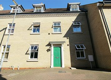 Thumbnail 3 bed town house for sale in Roman Way, Godmanchester, Huntingdon