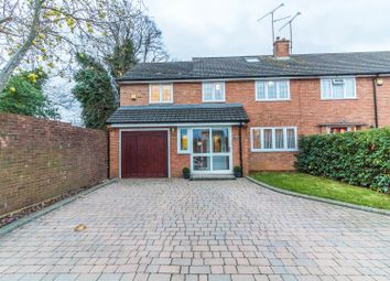 Thumbnail 6 bed end terrace house for sale in Kentwood Close, Tilehurst, Reading