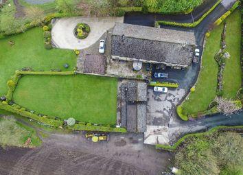 Thumbnail 3 bed barn conversion for sale in Lees Lane, Dalton, Wigan
