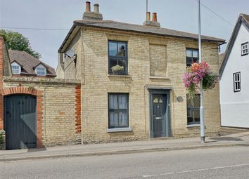Thumbnail 2 bedroom detached house for sale in Post Street, Godmanchester, Huntingdon, Cambridgeshire