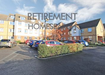 Thumbnail 1 bed flat for sale in Collier Court, Grays