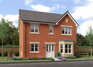 "Thumbnail 4 bed detached house for sale in ""Douglas"" at Gilmerton Station Road, Edinburgh"
