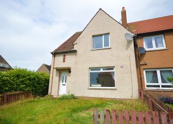 Thumbnail 3 bed semi-detached house for sale in Chestnut Avenue, Kirkcaldy