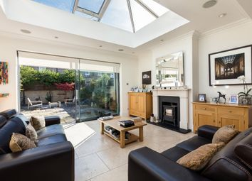 Thumbnail 4 bed terraced house for sale in Thornton Avenue, Chiswick, London