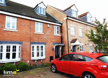 Thumbnail 3 bed town house to rent in Pools Brook Park, Kingswood, Hull