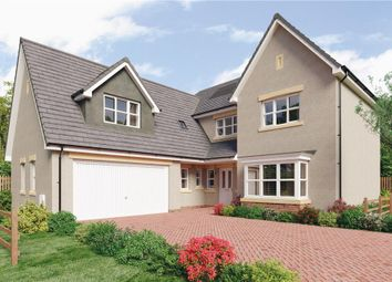 "Thumbnail 5 bed detached house for sale in ""Mackintosh"" at Burdiehouse Road, Edinburgh"