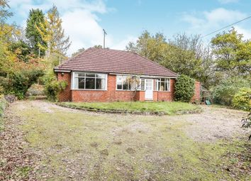 Thumbnail 3 bed detached bungalow for sale in Hobro Lane, Wolverley, Kidderminster