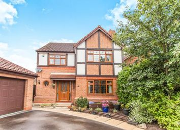Thumbnail 4 bed detached house for sale in Marsham Road, Westhoughton, Bolton, Greater Manchester