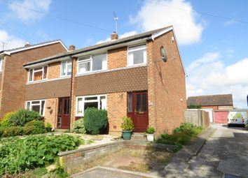 Thumbnail 3 bed end terrace house for sale in Carisbrooke Gardens, Yeovil