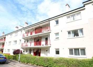 Thumbnail 3 bed flat for sale in Fyvie Avenue, Glasgow, Lanarkshire