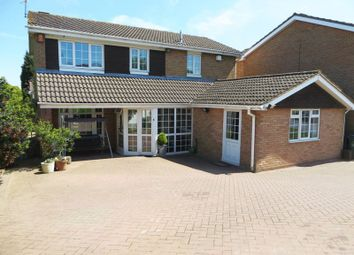 Thumbnail 4 bedroom detached house for sale in St. Augustus Close, West Bromwich