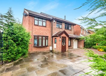 Thumbnail 4 bedroom detached house for sale in Dawn Drive, Tipton